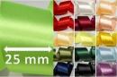 Jednofarebné 25 mm