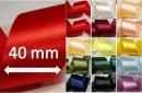 Jednofarebné 40 mm