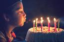 narodeninové sviečky