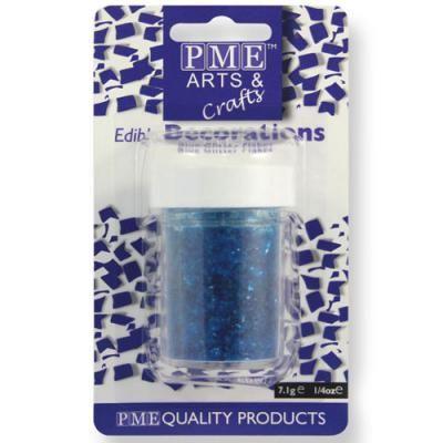 PME vločky BLUE - VO BAL. 3 ks