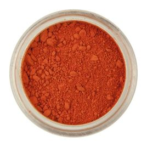 RD prachová farba - červená TOMATO RED