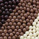 Chrumkavé guličky - mliečna čokoláda - 2 kg