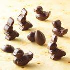 čokoládové Veľkonočné pralinky - silikonová formička