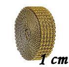 Diamantový pás 1 cm / 3 M ZLATÝ
