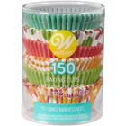 Farebné muffiny -JARNÝ mix - 150 ks