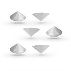 Jedlé diamanty - STRIEBORNÉ (20 ks )