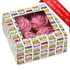 Krabice na 4 cupcakes HEAVEN- VO BAL. 3 sady