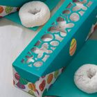 Krabičky na sladkosti aj makronky - 2 ks