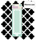 STENCIL šablóna MOROCCAN - 25 cm