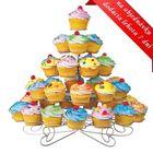 Stojan na cupcake -extra veľký - VO BAL. 2 ks