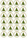 Vianočný stromček na medovníčky / koláčiky