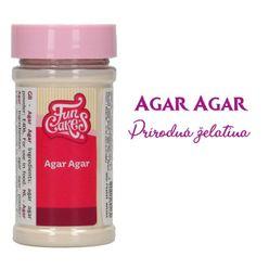 AGAR AGAR - prírodná želatína