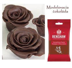 Belgická čokoláda - modelovacia - mliečna