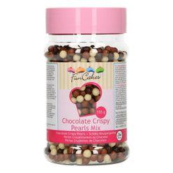 CHOCOLATE CRISPY PEARLS -- MIX