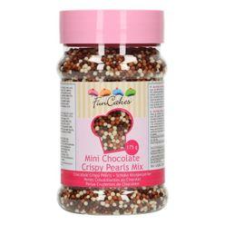 CHOCOLATE MINI CRISPY PEARLS -- mini guličky