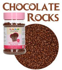 CHOCOLATE ROCKS - čokoládové kamienky