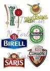 Rôzne pivné značky