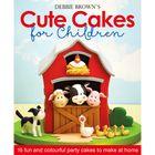 Debbie Brown torty pre deti 2015- kniha (anglicky)