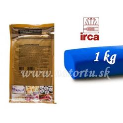 IRCA farebná hmota - MODRÁ 1 kg