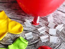 Klipy na nafúknuté balóniky (10 ks)