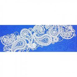 krajka Paisley Teadrop - 35 x 12 cm