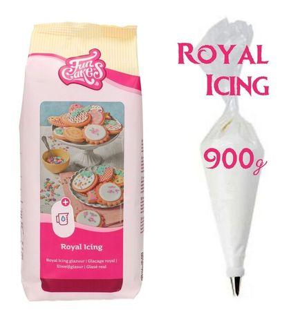 Kráľovská glazúra 900 g - ROYAL ICING