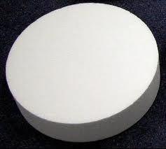 kruh /medziposchodie 28 cm
