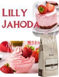 Lilly - príchuť JAHODA , 1 kg