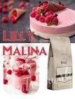 Lilly - príchuť MALINA , 1 kg