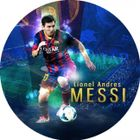 Messi - marc. oblatka