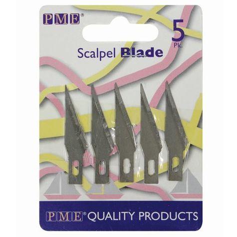 Náhradné nože do skalpela PME - nôž