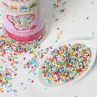 Nonpareils - máčik - posyp DISCO MIX farieb 80 gr