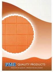 Odtlačok 30x15 cm - veľké štvorce (PME)