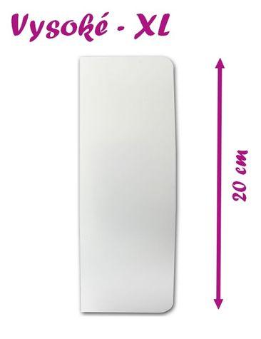 PME plastové hladítko extra vysoké (20cm)