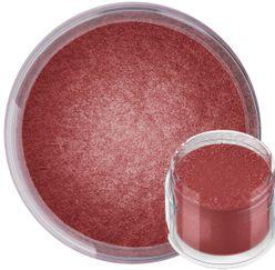 FC prach. farba - perleťová RUBY (tm.červená)