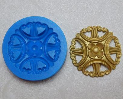 Sil.formička - ornament ANTIQUE