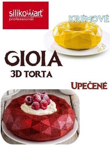 Silikomart 3D design - GIOIA