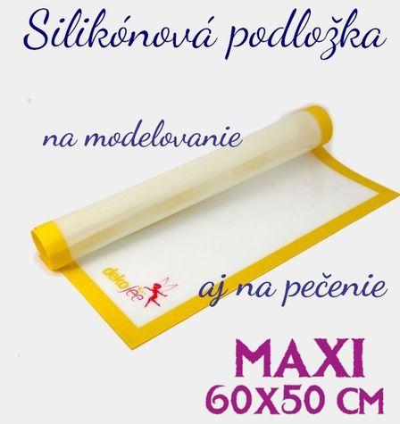 Silikonová pracovná podložka MAXI 60 x 50 cm