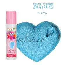 Sprejová farba Funcakes - Modrá