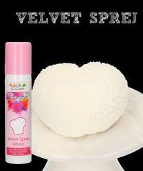 Velvet sprej 100 ml - biely