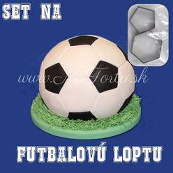9de1db95e Vykrajovačky na futbalovú loptu - (15 cm)