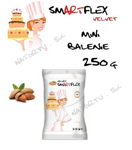 Smartflex Velvet - MANDĽOVÝ - mini balenie 250 g